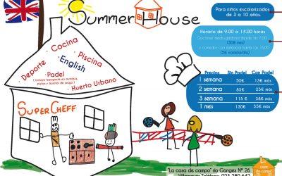 Campamento de Verano en Villamayor – Summer House 2018