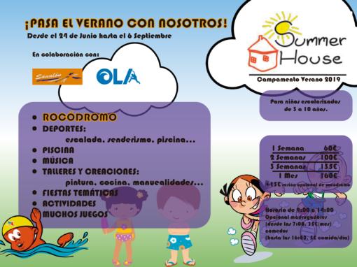 Campamento de verano Summer House