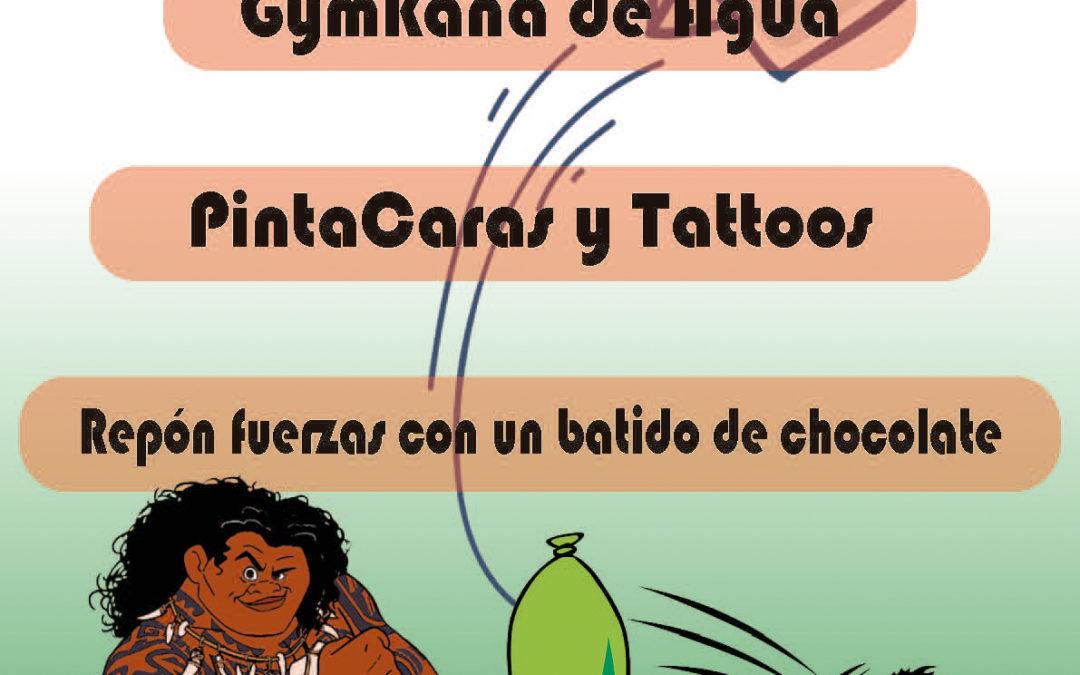 Actividades para el 3 de Junio festivo en Villamayor
