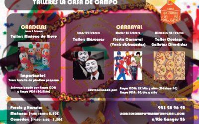 Las Candelas y Carnaval 2020